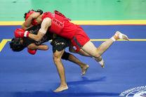 سه طلا برای تیم ملی ووشوی ایران