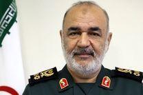 سرلشکر سلامی از نمایشگاه سازمان تحقیقات و جهاد خودکفایی سپاه بازدید کرد