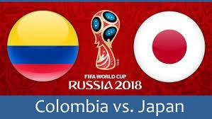 ترکیب تیم ملی فوتبال کلمبیا و ژاپن مشخص شد