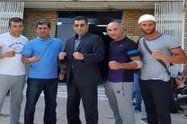 حضور پنج ورزشکار گیلانی در اردوی تیم ملی کیک بوکیسنگ واکو