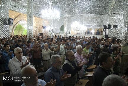 حال و هوای ماه مبارک رمضان در بازار تجریش تهران و امامزاده صالح