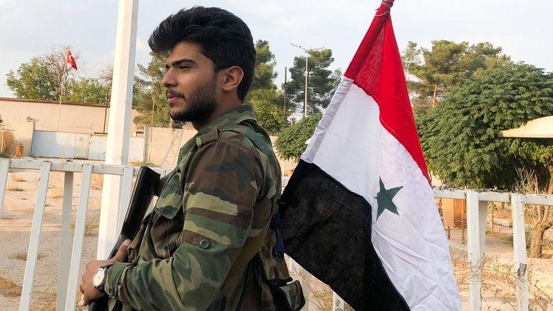 هشدار روسیه به آمریکا مبنی بر احترام به تمامیت ارضی سوریه