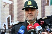 دستگیری 13 نفر در طرح برخورد با رانندگی بدون هدف پلیس