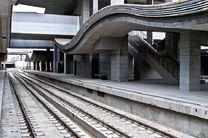 قطار برقی شهر جدید هشتگرد به بهره برداری رسید