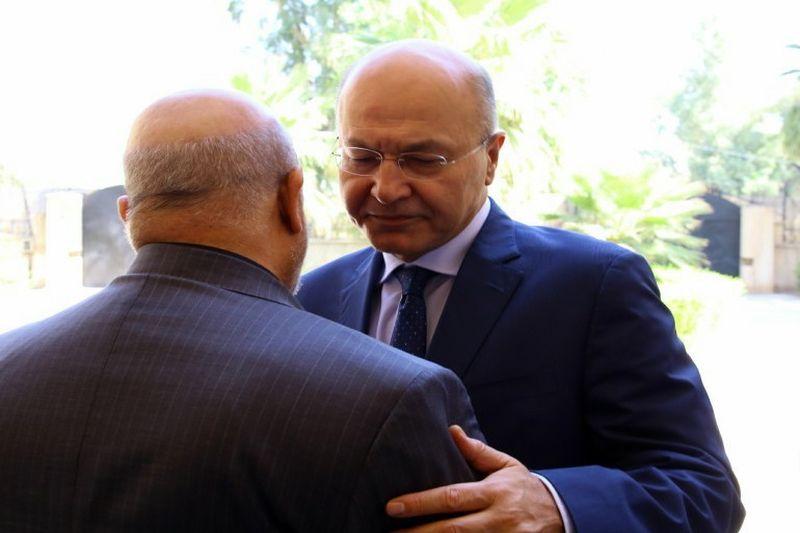 سفیر ایران در بغداد با نامزدهای ریاست جمهوری عراق دیدار کرد