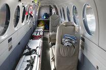 راه اندازی سه فروند آمبولانس هوایی با ظرفیت حمل ۱۰۲ بیمار