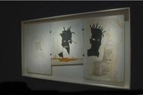 کلکسیون نقاشیهای «جانی دپ» حراج می شود