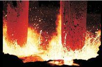 دست یابی به رکورد 130 ذوب در فولاد مبارکه