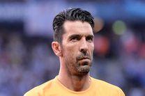 بوفون در رویای کسب قهرمانی در لیگ قهرمانان