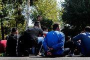 اجرای طرح پاکسازی 5 پارک در شمال شهر اصفهان