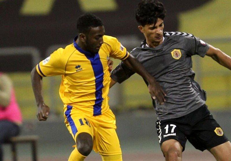 تساوی تیم قطر اس سی در مقابل الغرافه