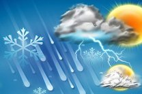 تداوم بارش پراکنده باران در کشور طی سه روز آینده