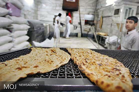 قیمت نان در لرستان افزایش نیافته است