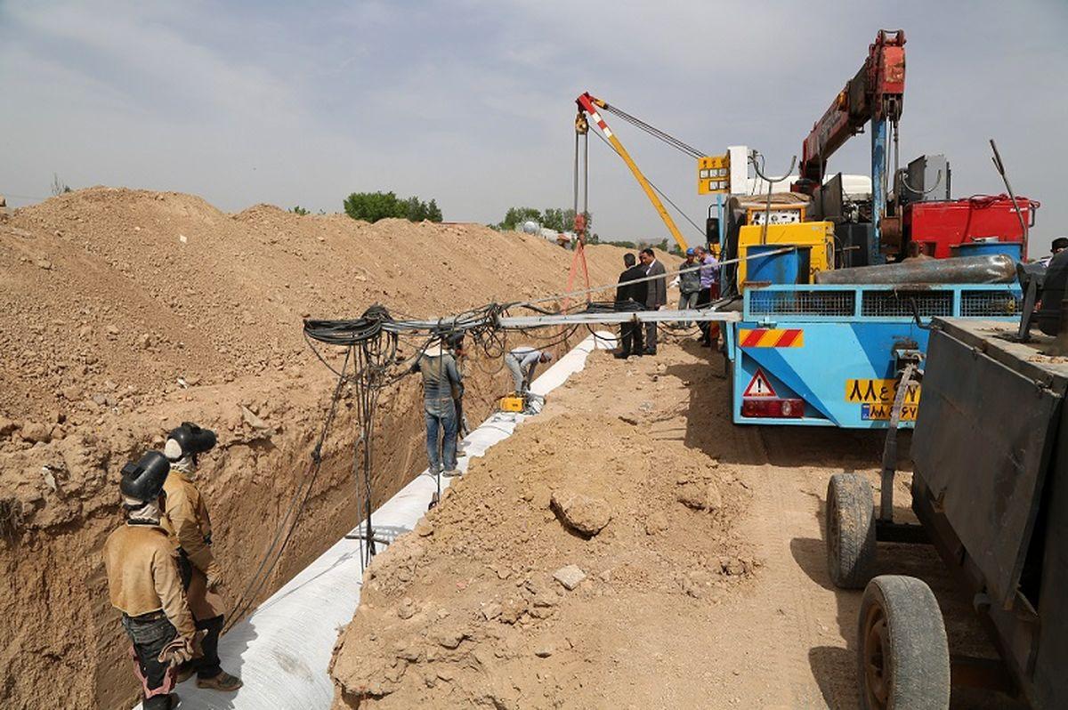 ظرفیت آبرسانی از تصفیه خانه آب اصفهان بزرگ تقویت می شود