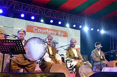 گروه موسیقی «خلیفه غوثی» مقام نخست جشنواره چیتاگنگ بنگلادش را از آن خود کرد
