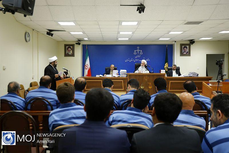 جزئیات هشتمین جلسه دادگاه پرونده ۱۴ متهم ارزی