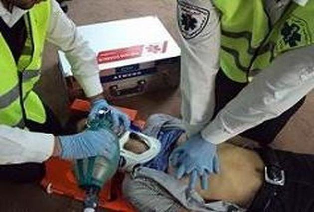احیای موفق مرد ۹۴ ساله در زرین شهر