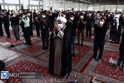 عزاداری ظهر عاشورای حسینی در کیش