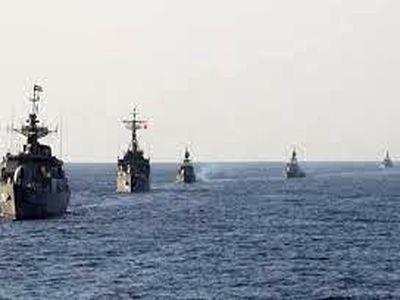 پایان رزمایش دریایی آمریکا و مصر در دریای سرخ