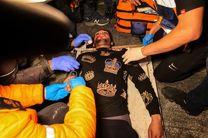 جراحت بیش از ۱۰۰ فلسطینی در درگیری با نظامیان صهیونیست