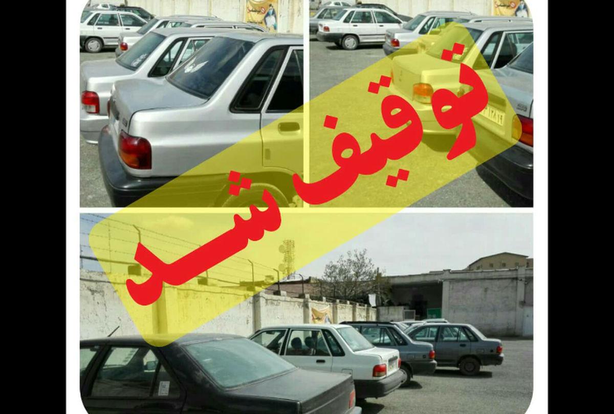 توقیف 63 دستگاه خودروی شخصی مسافر بر غیر مجاز در کرمانشاه