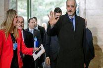 هیأت سوریه برای شرکت در مذاکرات صلح وارد ژنو شد