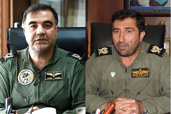 جانشین و معاون هماهنگ کننده جدید نیروی هوایی ارتش منصوب شدند