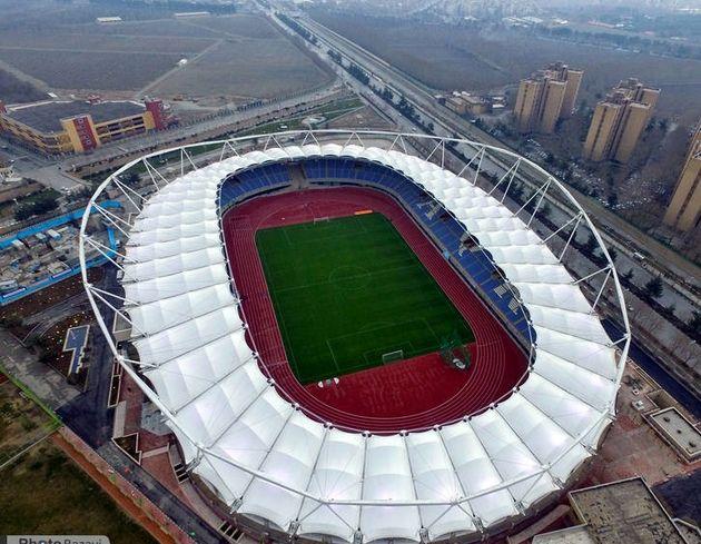 نخستین بازی رسمی در ورزشگاه امام رضا(ع) برگزار میشود