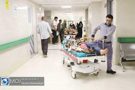 وضعیت بحرانی بیمارستان فرقانی قم