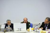 نشست مشترک کمیسیون امنیت ملی و سیاست خارجی مجلس با وزیر دفاع