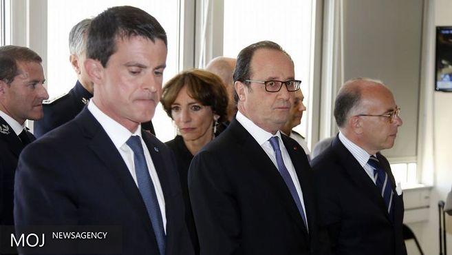 مردم فرانسه به عملکرد الیزه در مقابله با تروریسم اعتماد ندارند