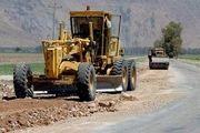 تسطیح ۹۲۵ کیلومتر راه در نقاط مختلف استان اردبیل