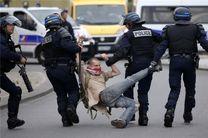 برخورد ناعادلانه فرانسه با تماشاگران روسیه
