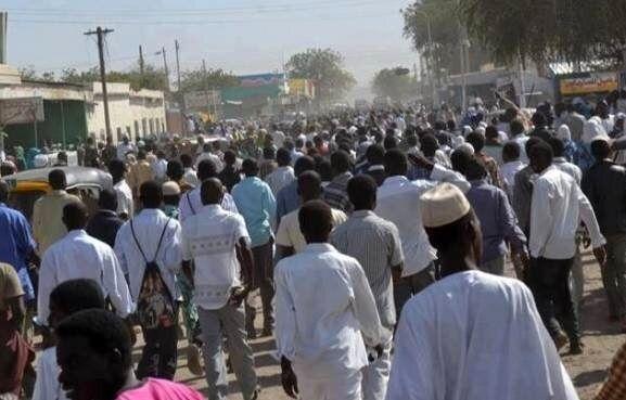 واکنش غربی ها به اتفاقات سودان