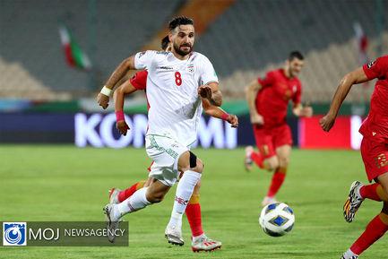 دیدار تیم های ملی فوتبال ایران و سوریه - ۱۱ شهریور ۱۴۰۰