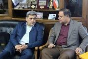 بازدید سرزده حناچی از سازمان ورزش شهرداری