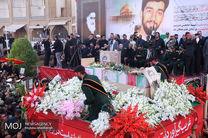 """""""شهید حججی"""" درس ایثار و از خودگذشتگی را به امت اسلامی نشان داد"""