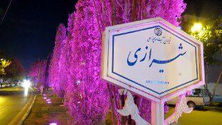 اجرای نورپردازی خیابان میرزای شیرازی با اعتبار دو میلیارد و ۵۰۰ میلیون ریال