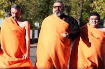 واکنش امیرمهدی ژوله به حذف تصاویرش از تیزرهای تلویزیونی سامورایی در برلین