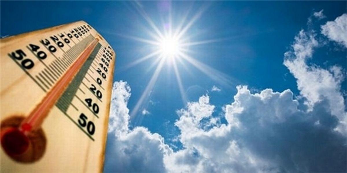 رکوردشکنی گرمای زمستانه در تهران