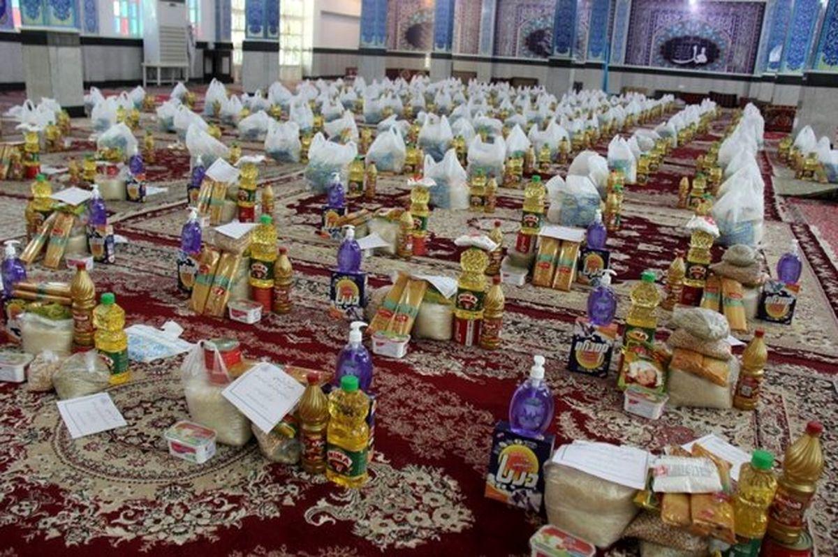 توزیع 800 بسته معیشتی بین نیازمندان اصفهانی در ماه مبارک رمضان