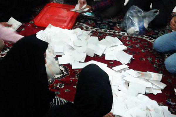 پیشتازی حجت الاسلام روحانی در استان ایلام