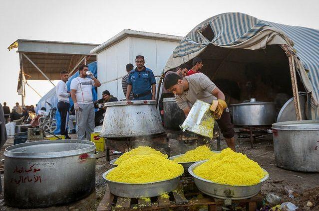 آمادگی اسکان روزانه 100 هزار و شبانه 5 هزار زائر در موکبهای وقفی