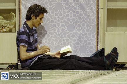مراسم احیای شب نوزدهم ماه مبارک رمضان در دانشگاه تهران