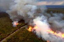 مراتع خوزستان47 بار در آتش سوختند