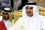 رئیس ستاد مشترک ارتش آمریکا با امیر قطر دیدار کرد