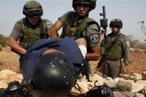 یورش صهیونیستها به کرانه باختری/۶ فلسطینی بازداشت شدند