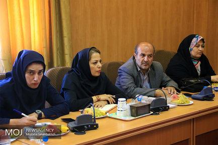 جلسه هم اندیشی خبرنگاران استان اصفهان با استان چهارمحال و بختیاری