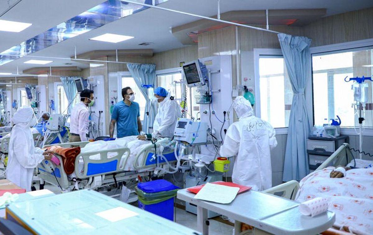 بستری 68 نفر در بخش عادی بر اثر کرونا طی 24 ساعت گذشته