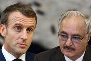 رئیس جمهور فرانسه با